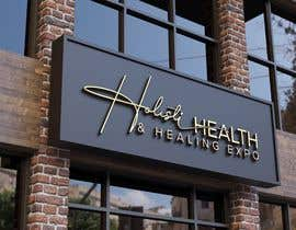 #268 for Holistic Health & Healing Expo  - LOGO by irtar175