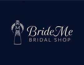 Nro 430 kilpailuun Design a logo for Bridal Shop käyttäjältä Niloypal