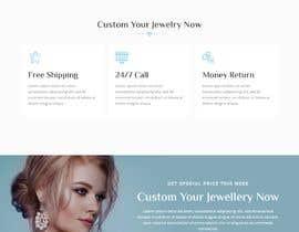 nº 79 pour Design a website for selling rare gemstones and expensive jewelry par devendarthapa
