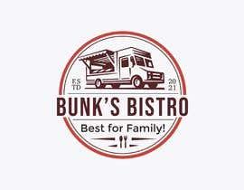 nº 160 pour Build me a logo for my food truck par rakhmanovxd