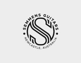 #147 for Logo Sticker for Classical Guitar af snowdropj12