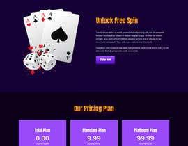 #5 for HTML Landing Page af mahmudulwali2