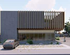 nº 14 pour Facade building - RESTAURANT par koremre