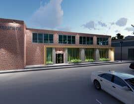 nº 26 pour Facade building - RESTAURANT par filalimeriem