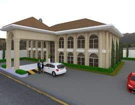nº 18 pour Facade building - RESTAURANT par ARQFREE