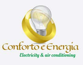 #327 для Logo for electrical installations and air conditioning company от moonmalik7912