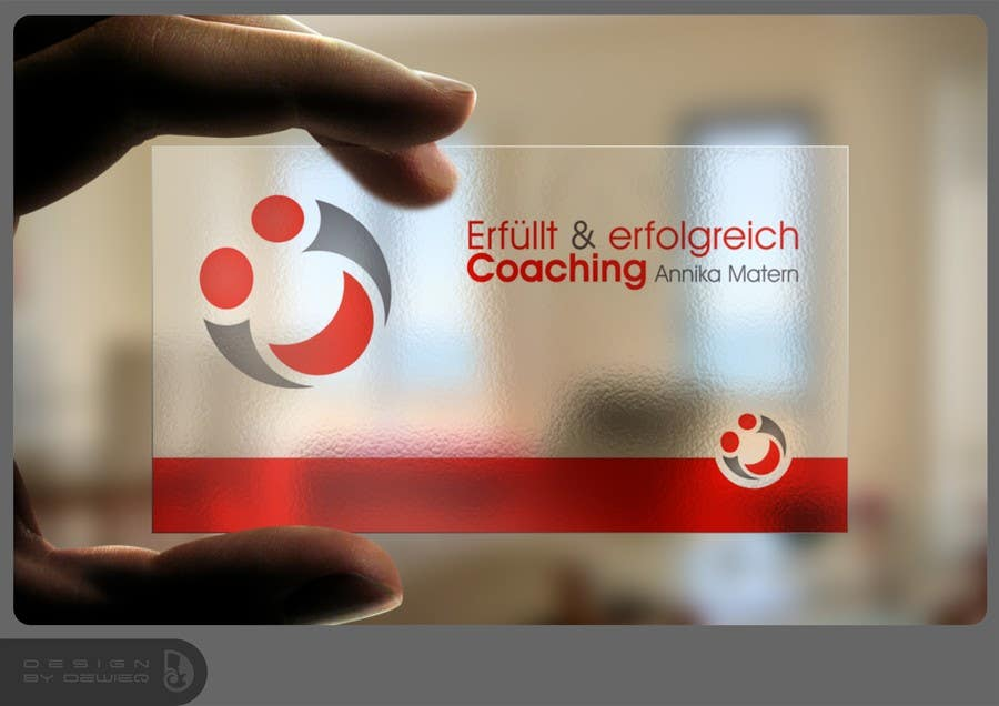 "#72 for Design a Logo ""Erfüllt & erfolgreich Coaching"" !Please read the text by Dewieq"