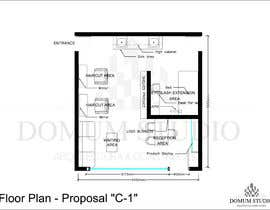 #61 for Floor plan required within 24hours af DomumStudio