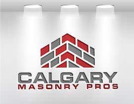 Nro 424 kilpailuun Looking for Logo and Business Card Design for a Masonry & Bricklaying Business käyttäjältä aklimaakter01304