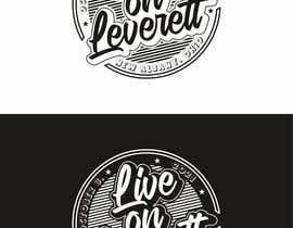nº 514 pour Live on Leverett Tee Vintage Concert shirt design par studiodecor