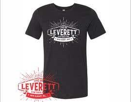 nº 563 pour Live on Leverett Tee Vintage Concert shirt design par xpratama