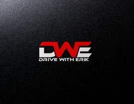 Nro 1026 kilpailuun Drive With Erik logo design contest käyttäjältä tanbircreative