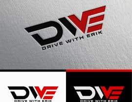 Nro 1023 kilpailuun Drive With Erik logo design contest käyttäjältä Mbeling