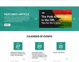 Nro 143 kilpailuun Recruiting company home/landing page käyttäjältä artsdesign84