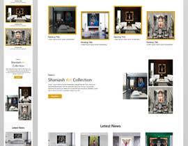#140 for Build me Art Gallery Website af abdullahalmamuna