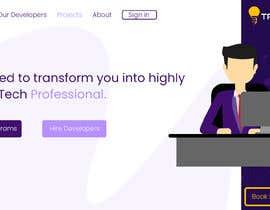 Nro 19 kilpailuun Design Logo, Art work, Website theme käyttäjältä raghavdutta1