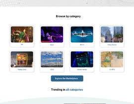 #49 for Design UX UI for NFT Marketplace af mdshakil3001