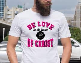 #118 untuk Be Love I.N.C. T-Shirt Design oleh Hafizur1165