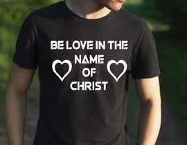 #121 untuk Be Love I.N.C. T-Shirt Design oleh bimalchakrabarty