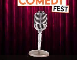 #11 para Poster for a Stand-Up Comedy Festival por maidang34