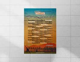 #26 para Poster for a Stand-Up Comedy Festival por maheshthusitha