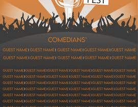 #21 para Poster for a Stand-Up Comedy Festival por shadmansakibsacc