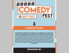 #24 para Poster for a Stand-Up Comedy Festival por soyedA
