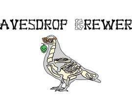 Nro 8 kilpailuun Eavesdrop Brewery Halloween Font käyttäjältä jhowsb