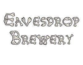 Nro 89 kilpailuun Eavesdrop Brewery Halloween Font käyttäjältä SherryD45