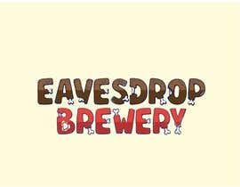 Nro 292 kilpailuun Eavesdrop Brewery Halloween Font käyttäjältä Mohsindasign