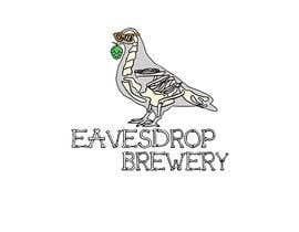 Nro 1 kilpailuun Eavesdrop Brewery Halloween Font käyttäjältä sajibshan8