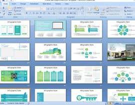 Nro 16 kilpailuun Powerpoint Template Design käyttäjältä jahid3392