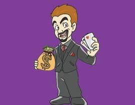 JohnGoldx tarafından Design a Mascot/character for a Decentralized Lotto için no 132