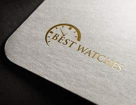 """#198 para Create a logo for a company called """"Best Watches"""" por rohimabegum536"""