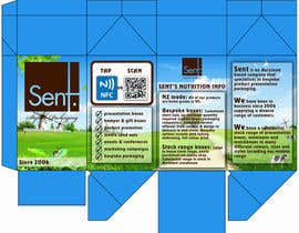 "nº 17 pour Design a promotional ""about us"" brochure on a milk carton par russyiddin"