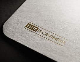 #452 for Logo Design - EliteRecruitments by CreaxionDesigner