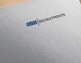 #433 for Logo Design - EliteRecruitments by Sohan26