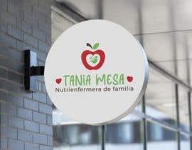 Nro 331 kilpailuun Design a logo for a nutritionist and nurse specialized in childhood käyttäjältä huzaifahassanzai