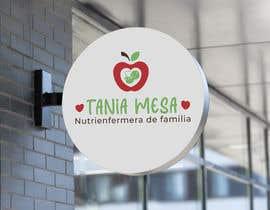 Nro 333 kilpailuun Design a logo for a nutritionist and nurse specialized in childhood käyttäjältä huzaifahassanzai