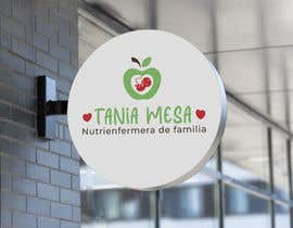 Nro 335 kilpailuun Design a logo for a nutritionist and nurse specialized in childhood käyttäjältä huzaifahassanzai