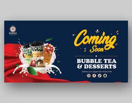 #62 for Create a Coming Soon Banner 2 meters by 4 meters af Taposs