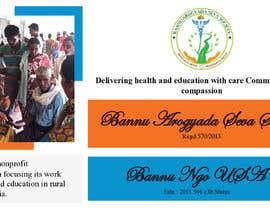 Nro 9 kilpailuun Bannu Arogyada Seva Society - PPT käyttäjältä SophiiaASM
