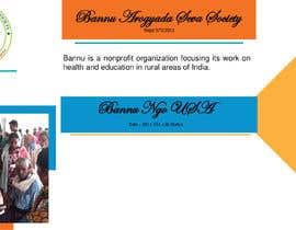 Nro 14 kilpailuun Bannu Arogyada Seva Society - PPT käyttäjältä dani26895