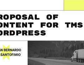 lealjulian0108 tarafından Content Writer for Transportation Management System (TMS) - 20/09/2021 10:44 EDT için no 7