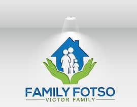 rohimabegum536 tarafından Logo for Fotso Victor Family için no 82