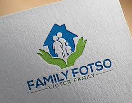 rohimabegum536 tarafından Logo for Fotso Victor Family için no 84