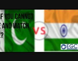 magdymoamen1996 tarafından Build a promo video for India vs Pak world cup t20 live telecast event for our club için no 1