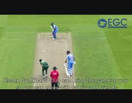 mdshihabali tarafından Build a promo video for India vs Pak world cup t20 live telecast event for our club için no 16