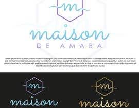 Nro 98 kilpailuun Design a logo - Maison de Amara käyttäjältä Robinimmanuvel