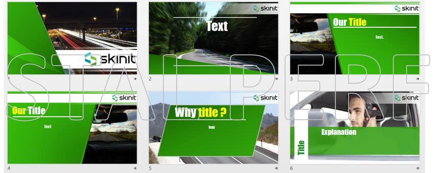 Inscrição nº 1 do Concurso para Make a 7-10 slides presentation